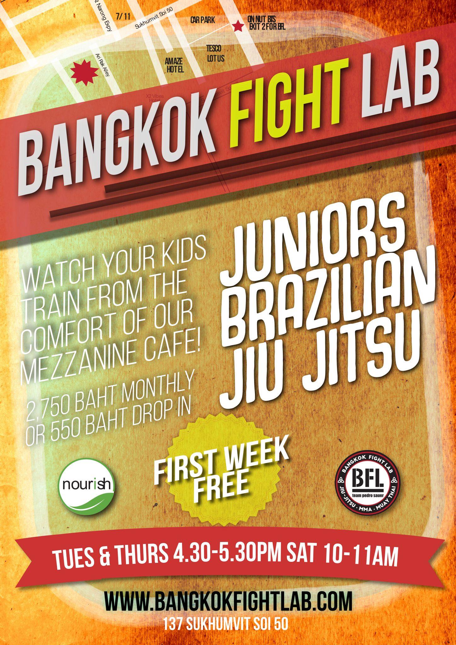 BLF Juniors 4