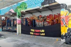 Bangkok Fight Lab Location